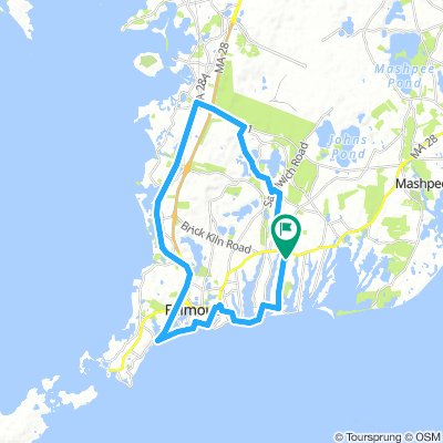 bike trial loop