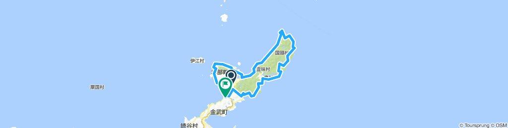 2018 Touring around Okinawa Island Course - Day1