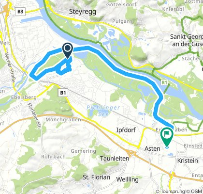 Lengthy Donnerstag Track In Linz