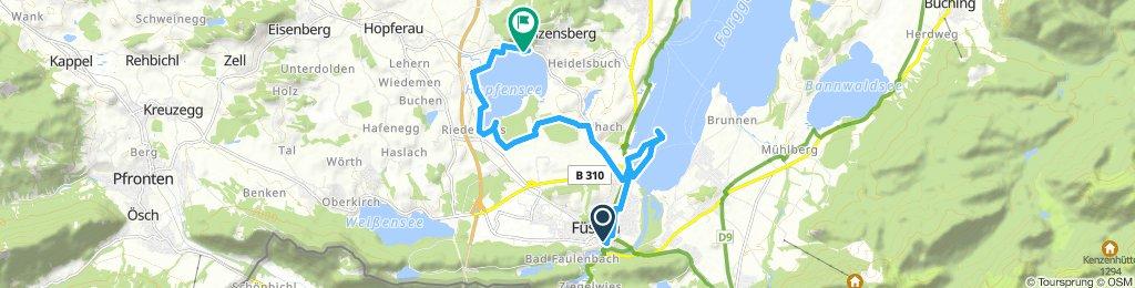 Relaxed Donnerstag Track In Füssen1