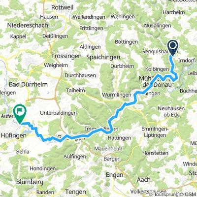 Bärenthal - Donaueschingen
