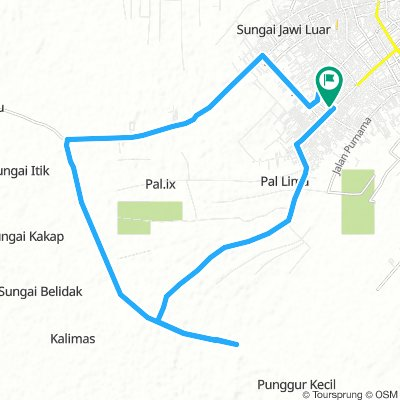 Easy Afternoon Course In Pontianak