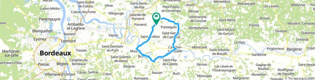 Saint-Emilion Rundtour