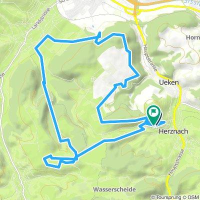 Extensive Freitag Track In Herznach
