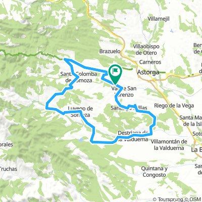 Somoza route