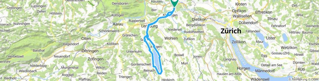 Hallwilersee Rundfahrt