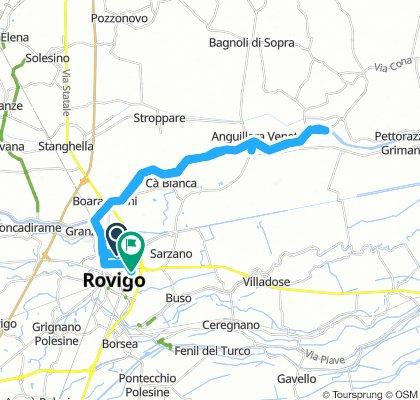 Steady Sabato Course In Rovigotto