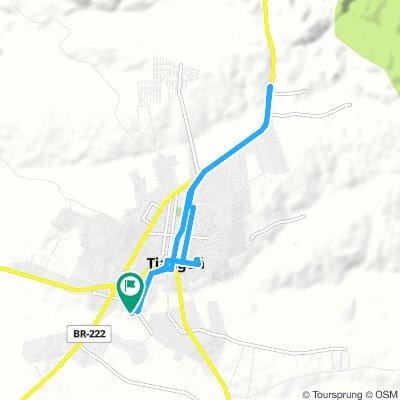 Moderate Sábado Route In Tianguá