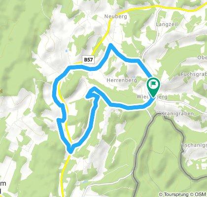 Moderate Sonntag Ride In Güssing