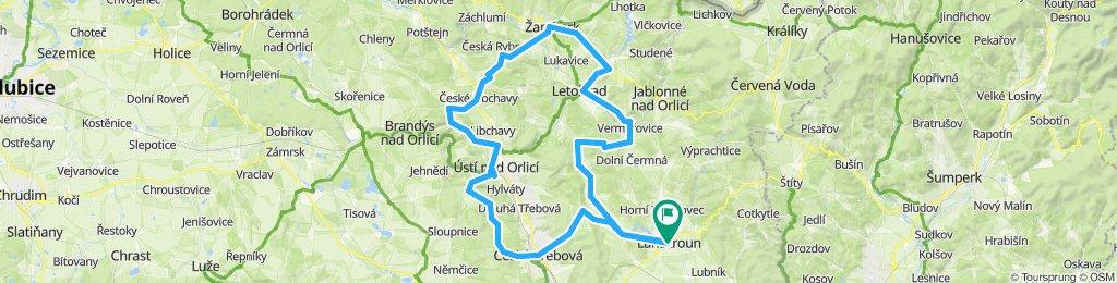 REGIONEM ORLICKA 2019 – IV. etapa