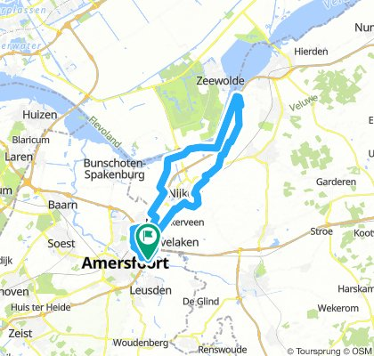 18 07 11 Richting Harderwijk