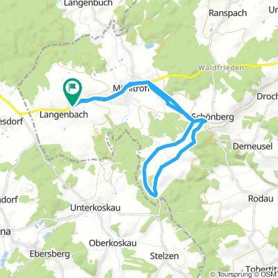 Extensive Sonntag Ride In Pausa-Mühltroff