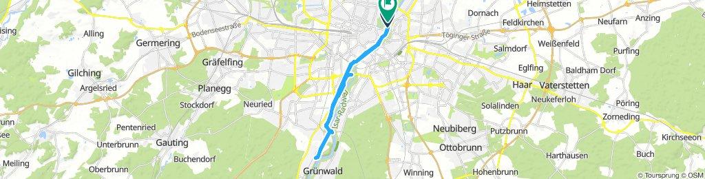 Steady Sunday Course In Munich