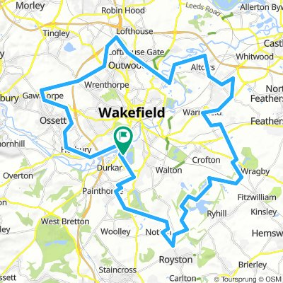 wakefield wheel