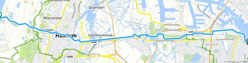 Amsterdam, Zandvoort