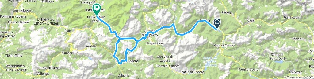 Day 2 to Alta Badia