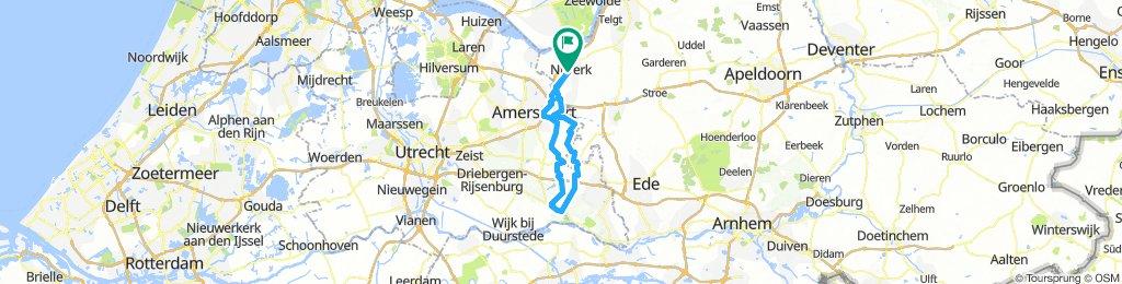 TG25 Amerongseberg 65km