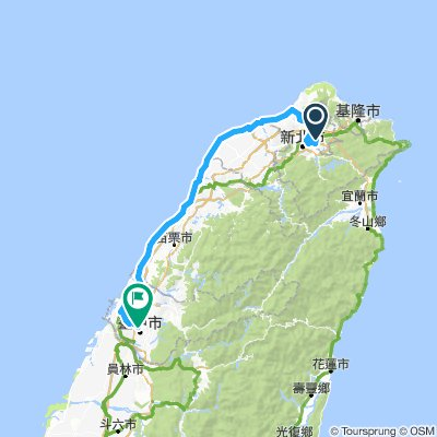 台61線  台北-台中