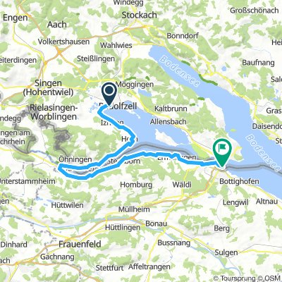Bodensee 2. Etappe