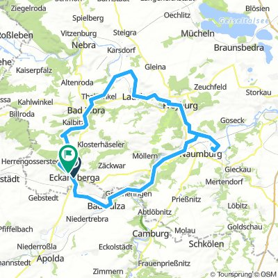 Saale-Unstrut-Elster- Ragweg