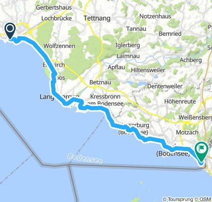 Day 3 Lake Constance Family Cycle
