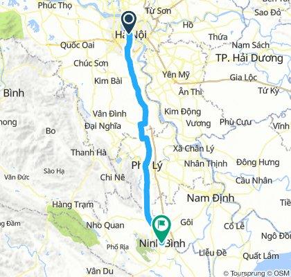 Hanoi to Trang An Mua Cave