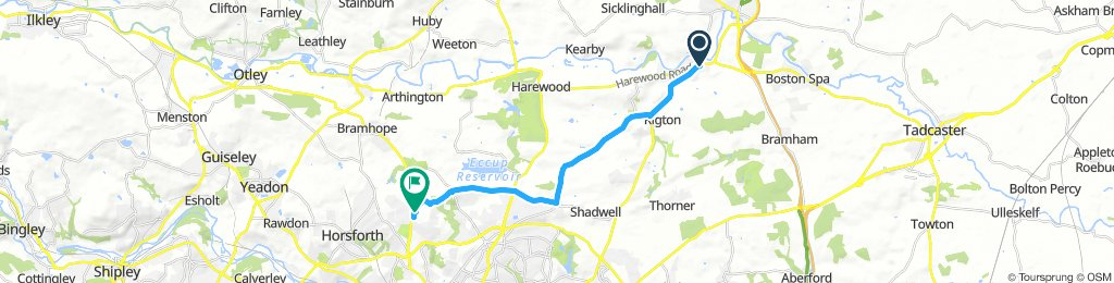 Wetherby (Collingham)  - Nord-Leeds