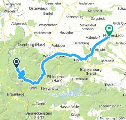 Brocken - Halberstadt