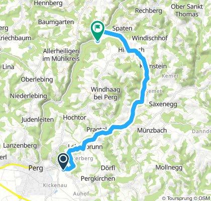 Mitterberg Altenburg Hiesbach