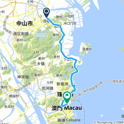 20180219 Big Bay Cycling Day 4