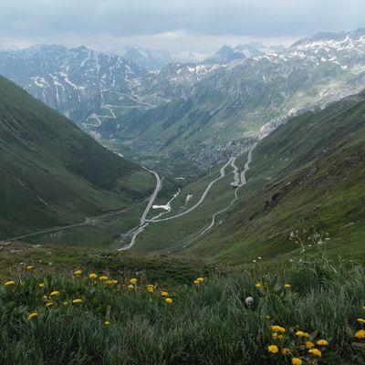 Furkapass (por Oberwald)