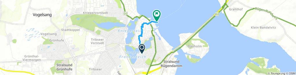 Ausflug Strahlsund