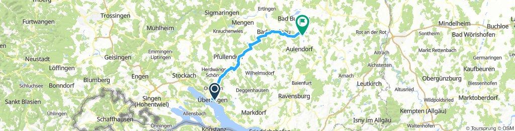 Überlingen - Bad Schussenried