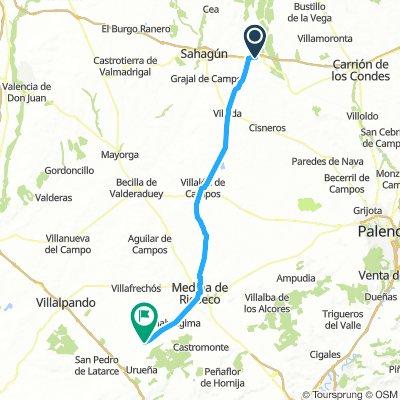 Terradillos-Villagarcía de Campos