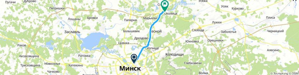 Велакінаноч 16.06 у Раўбічах