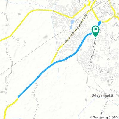 Saranathan ride