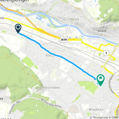 Brief Freitag Course In Schlieren