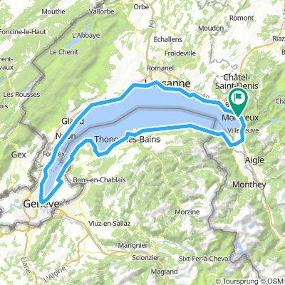 Tour Lac Léman