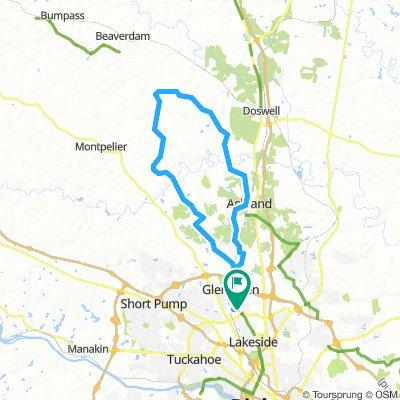 45 miles LP JUN 9