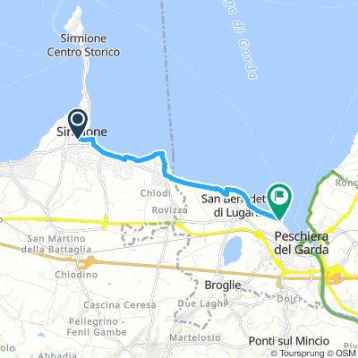 IT -9- apartament- plaze do Peschiera-8 km