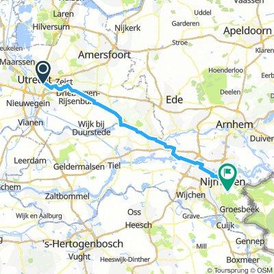 Utrecht - Nijmegen