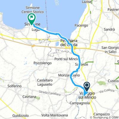 IT -10- Ogrody Sigurta- apartament-30km