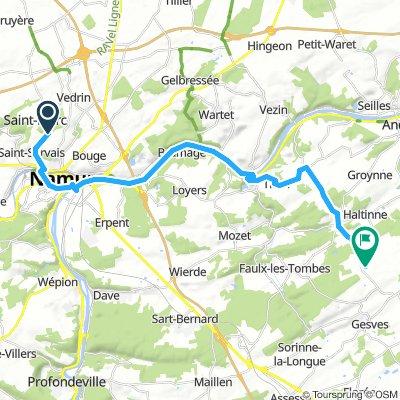 Namur-Gesves