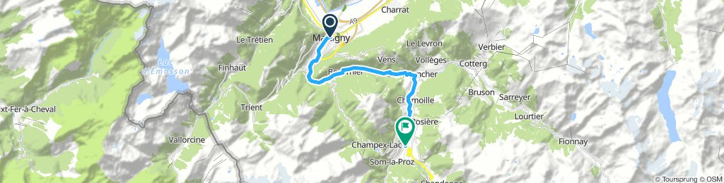 F47 martigny to orsieres big climb