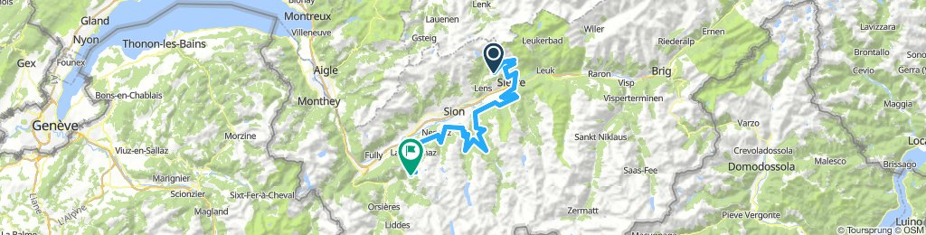 Granfondo Valais Look Marmotte