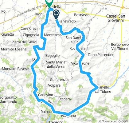 Stradella - Rovescala - L. Trebecco