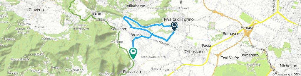 Spred Out Morning Course In Rivalta Di Torino
