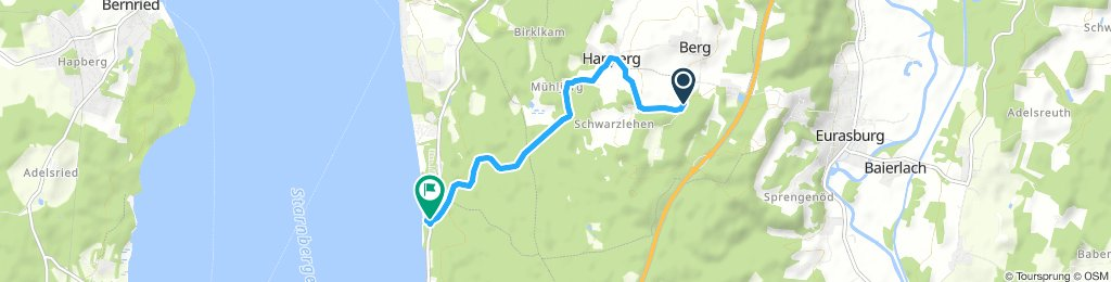 Extensive Sonntag Track In Eurasburg