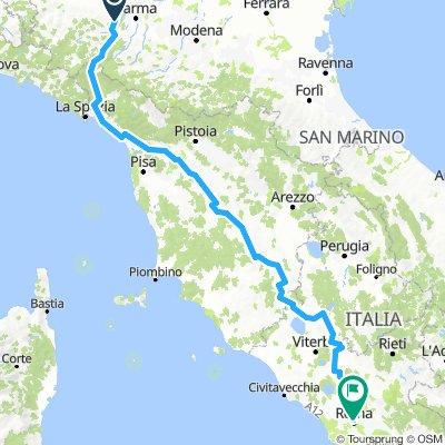 Parma Roma