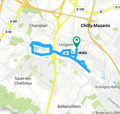 Easy Dimanche Track In Longjumeau